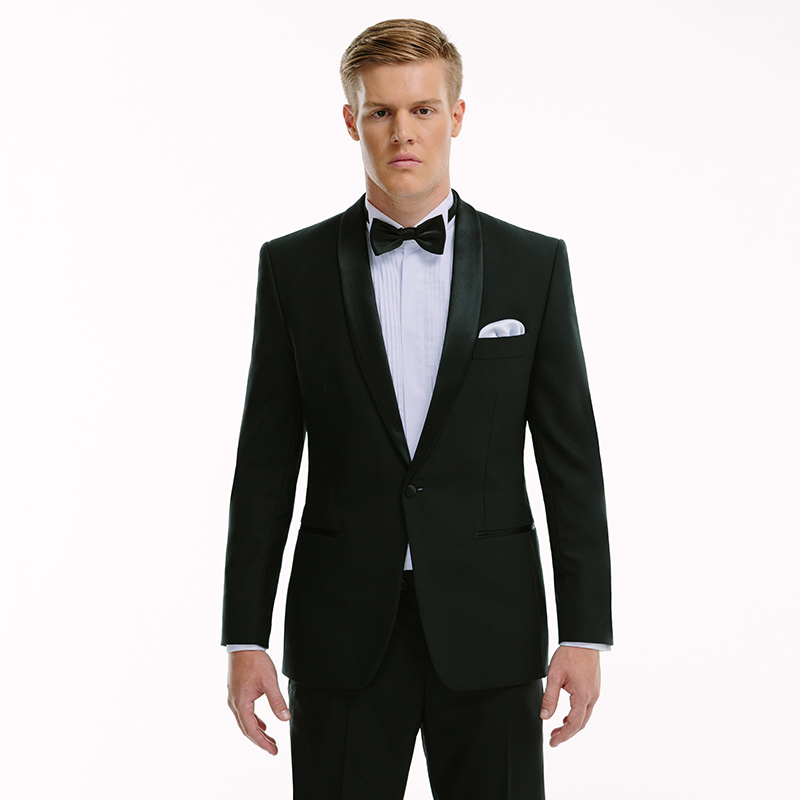 What to wear to a black tie event