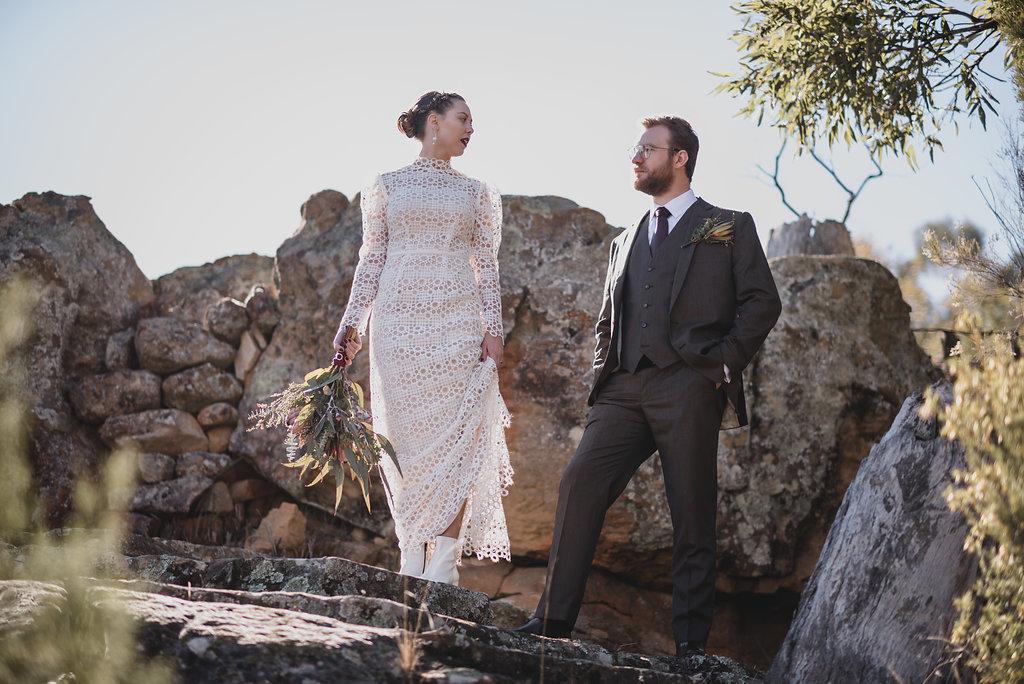 Rundle Weddings – Imogen & Chris