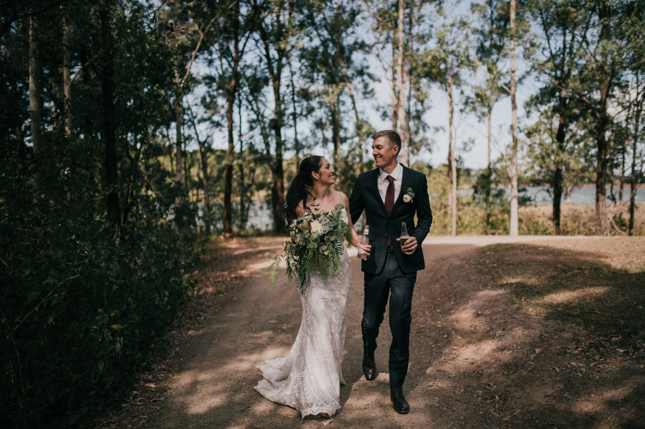 Josh & Emma – Walka Water Works Wedding