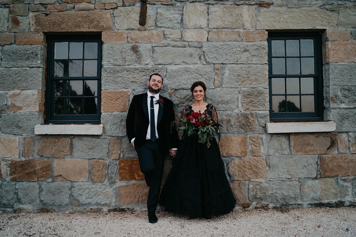 Justin and Leah – Wallalong House Wedding