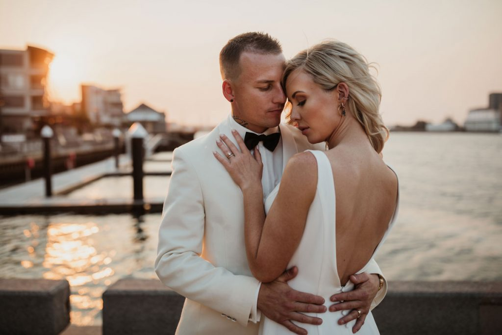 Tiffani and Daniel - Rundle Wedding
