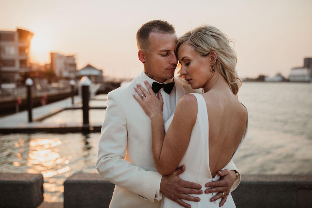Daniel and Tiffani – Newcastle Rydges Wedding