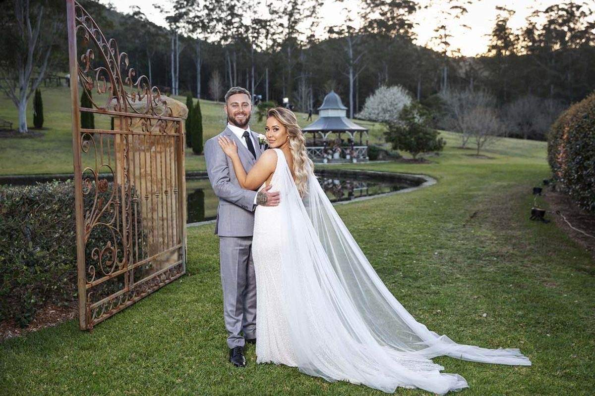 Josh and Cathy – Married At First Sight Wedding – Wyong Creek
