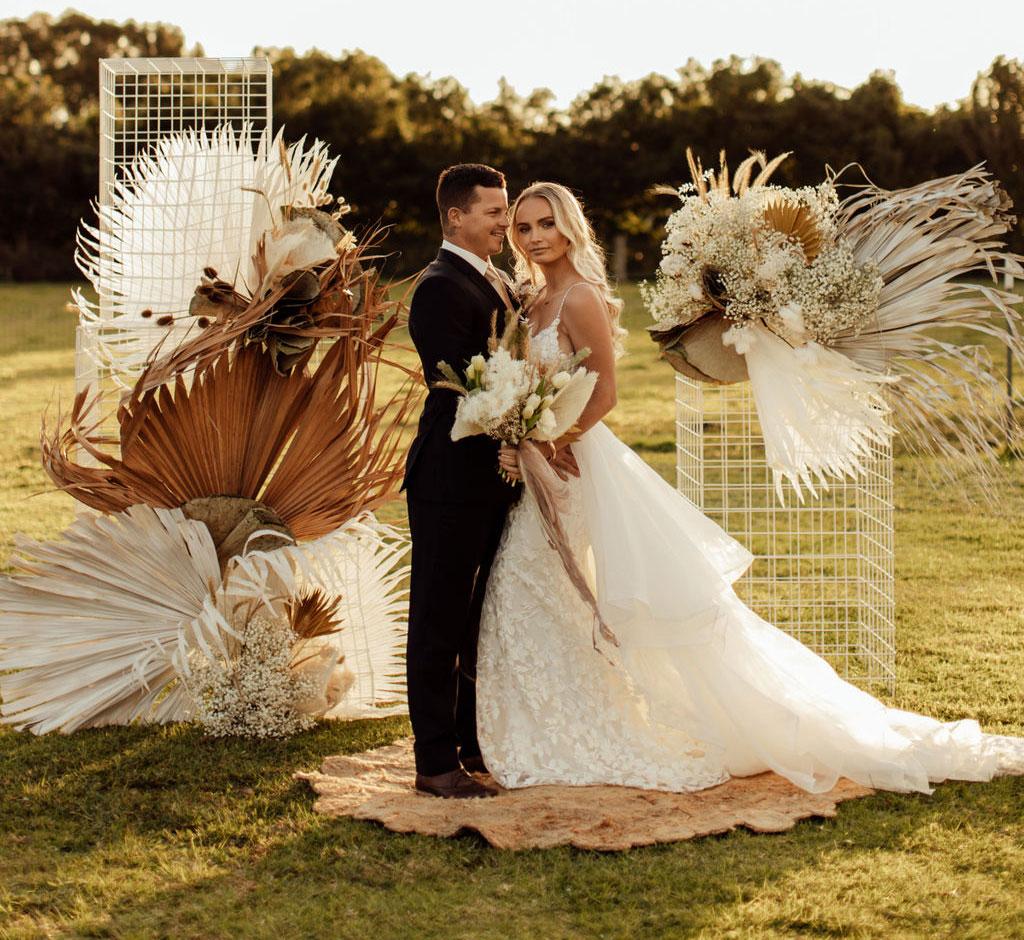 Corey and Chelsie – Valhalla Restaurant Port Stephens Wedding