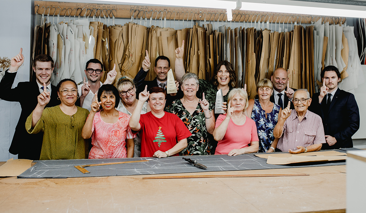 Rundle Tailoring Hunter Business of the Year 2020