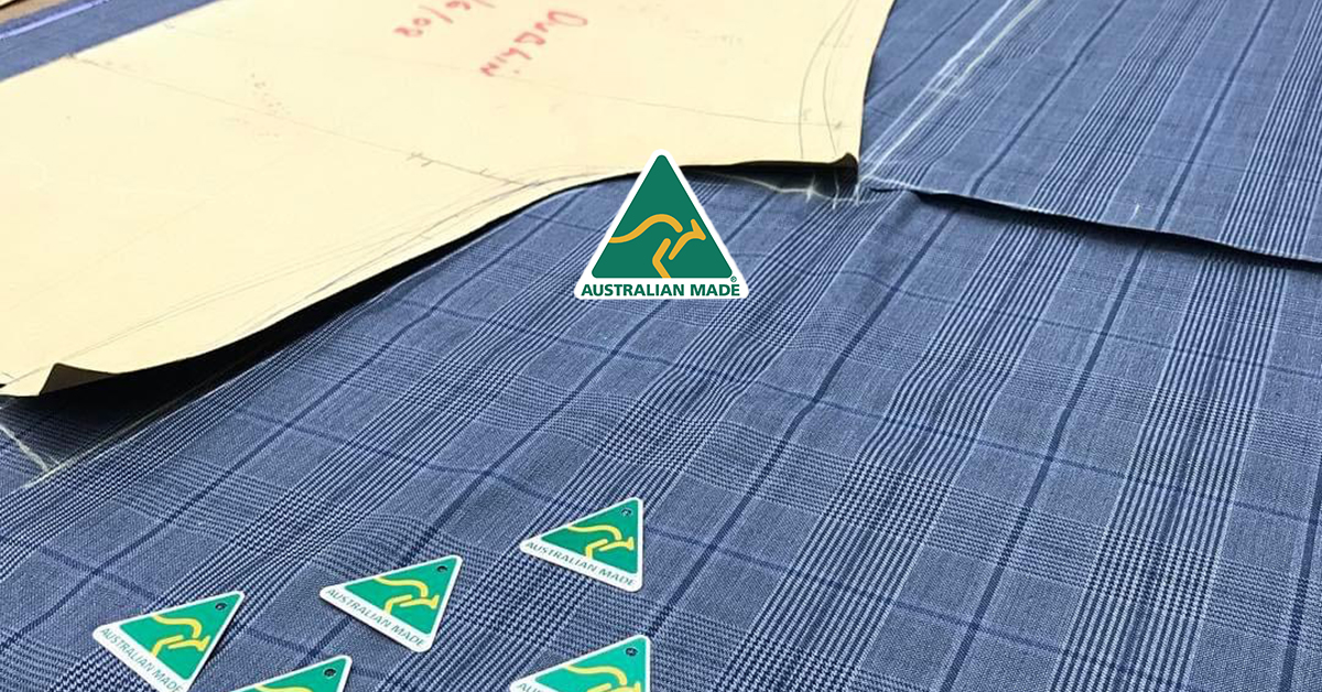 Australian Made Campaign CEO Suits Australian Made